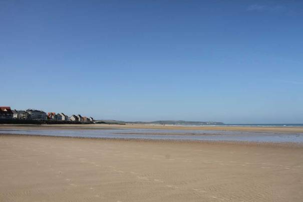 The Beach at Wissant
