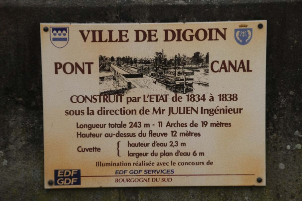 Canal Bridge over the Loire