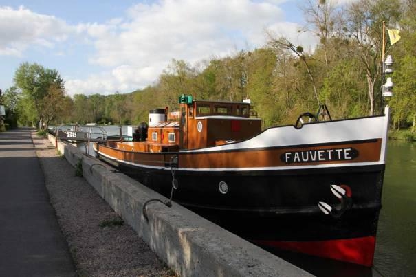 """Tug boat """"Fauvette"""""""