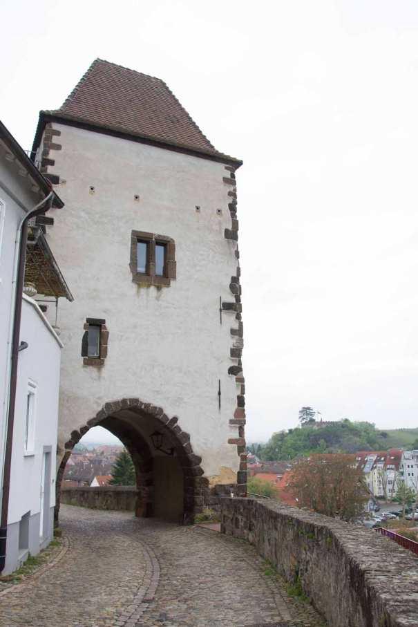 Hagenbach Tower