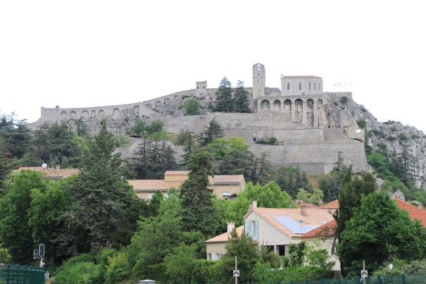 Citadel at Sisteron
