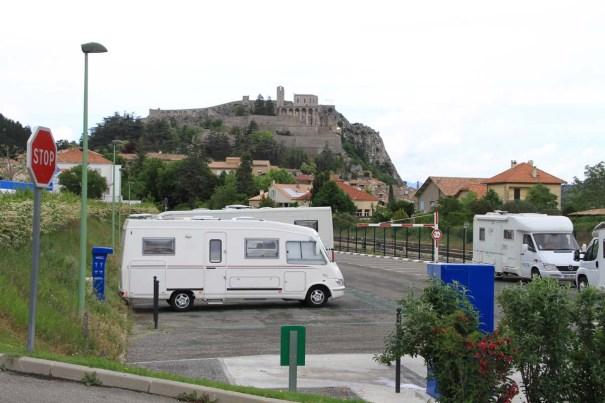 Aire at Sisteron