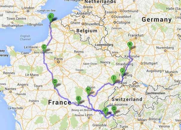 Route to Bad Durkheim