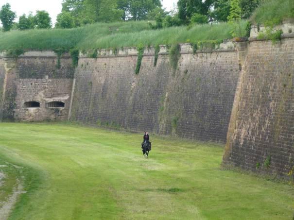 Walls of Neuf Brisach