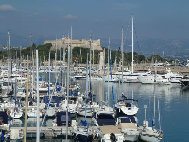 Fort at Antibes