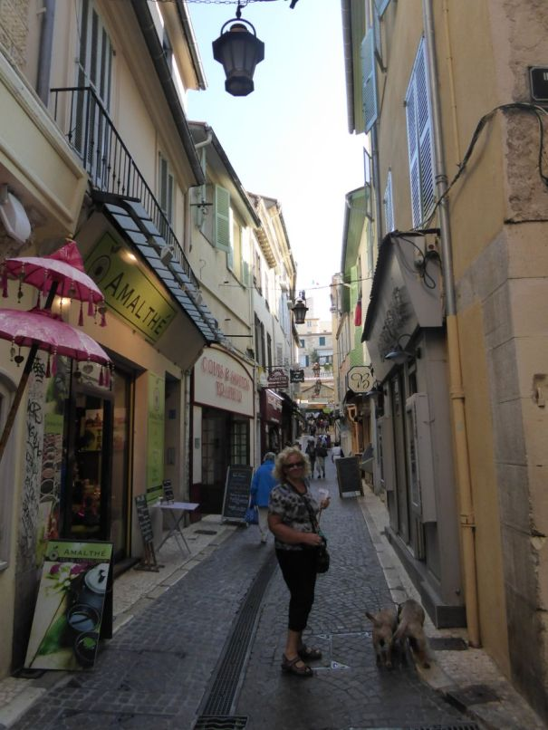 Alleys of Old Antibes
