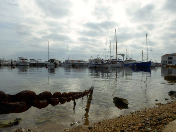 Harbour at Carro