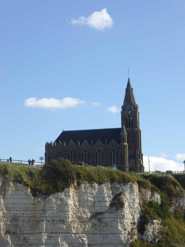 The Church at Dieppe