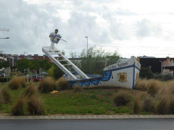 Jousting Boat