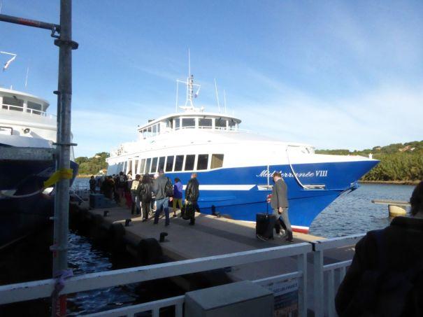 Porquerolles Ferry
