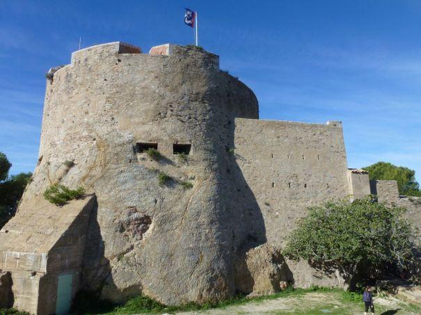 Fort St Agathe