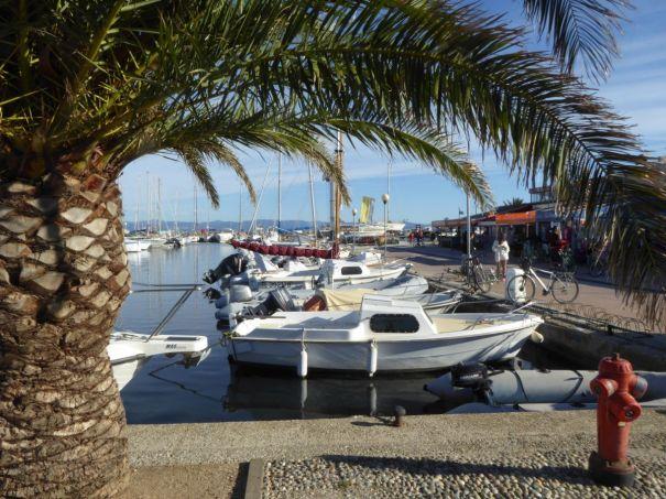 The Harbour at Porquerolles