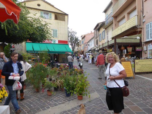 Ste Maxime Market