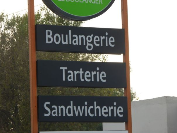 A Tarterie? What goes on in here?