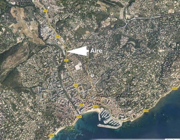 Aire at Sainte Maxime
