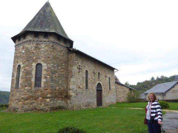 Chapelle Notre Dame de Bécharie