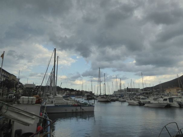 Harbour at Port Vendres