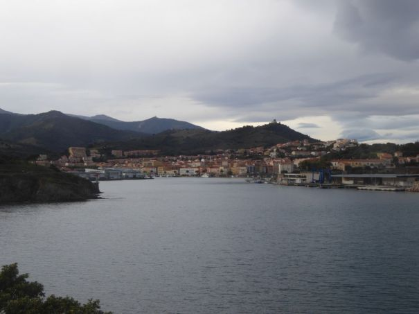 Bay at Port Vendres