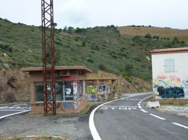 Disused Border Post