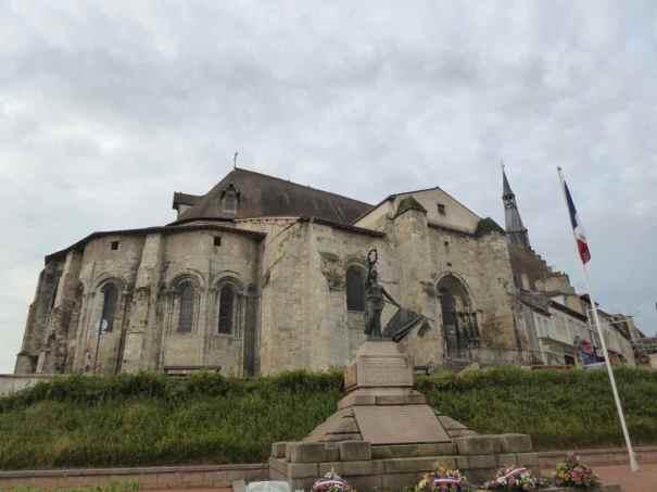 Church of St Croix