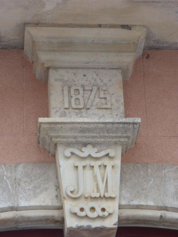 Joan's datestone