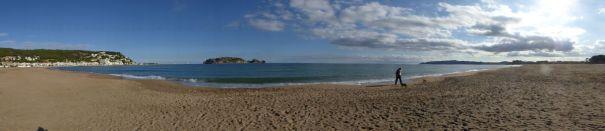 Beach at L'Estartit