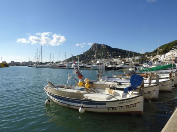 Harbour at L'Estartit