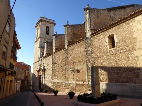 Church at Càlig