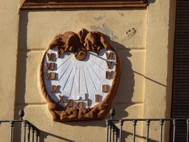 Sundial at Càlig