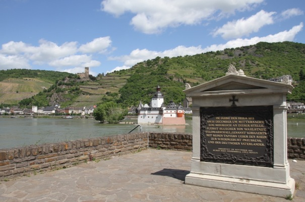 Old Rhine Crossing