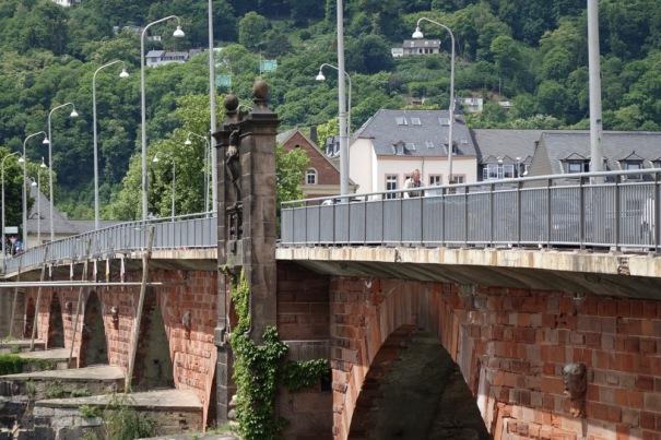34. Roman Bridge, Trier.