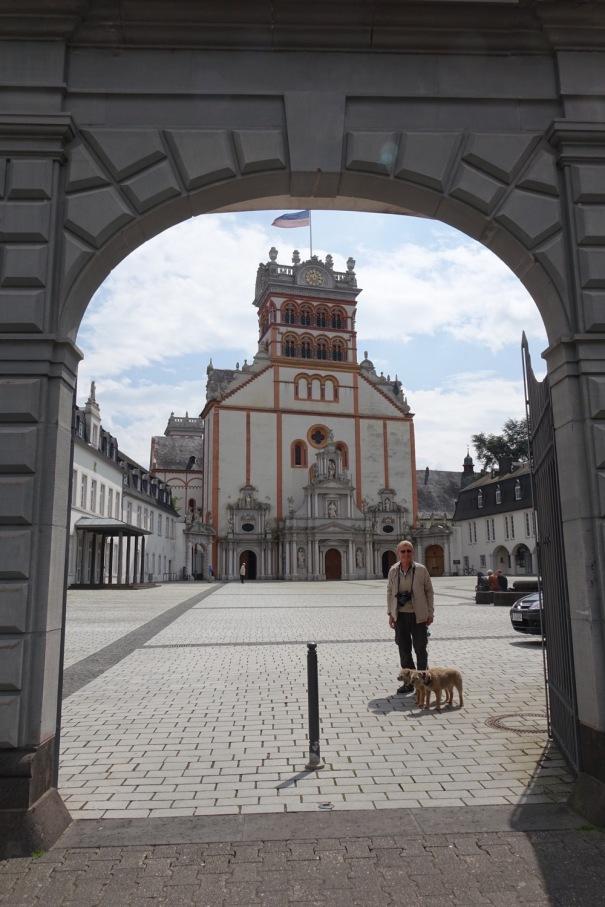 St Matthias Abbey