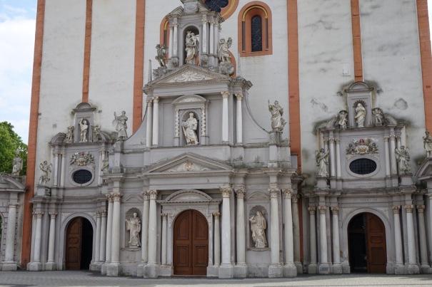 St Matthias facade