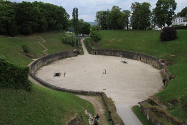 29. The amphitheatre