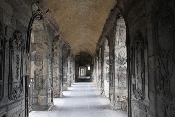 3. Porta Nigra Interior