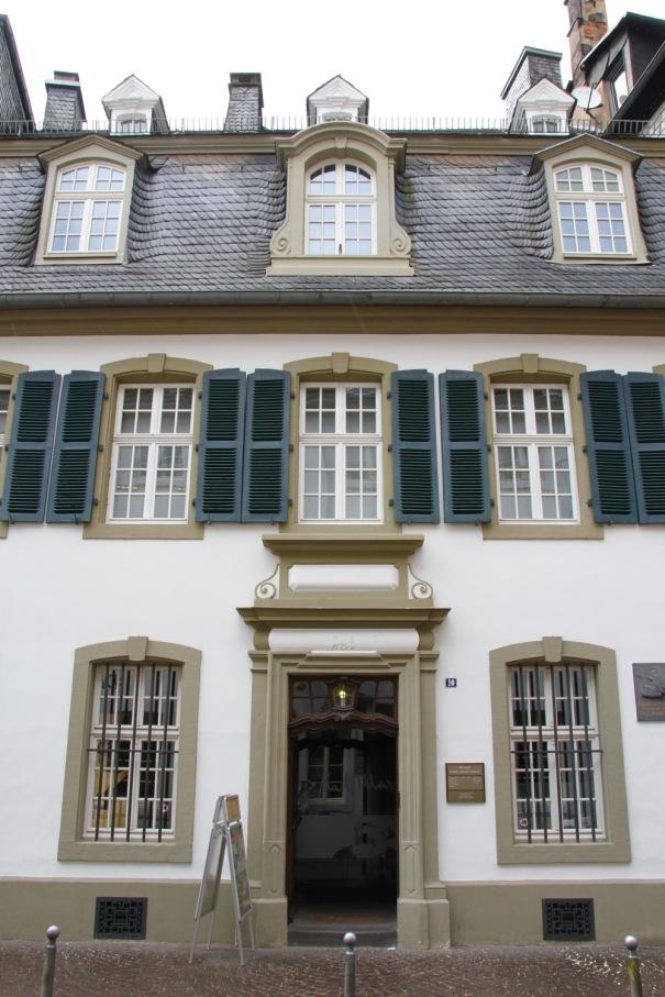 Karl Marx's House