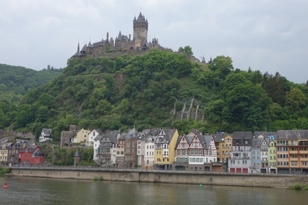 Castle at Cochem