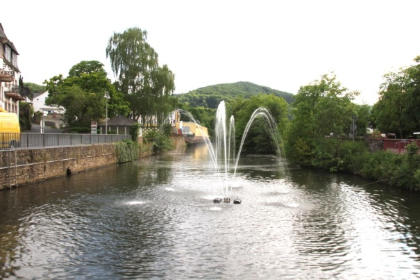 Fountain at Alf