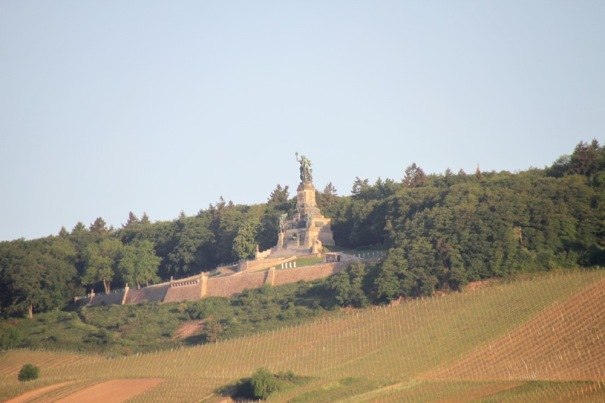 Germania...The Niederwald Monument