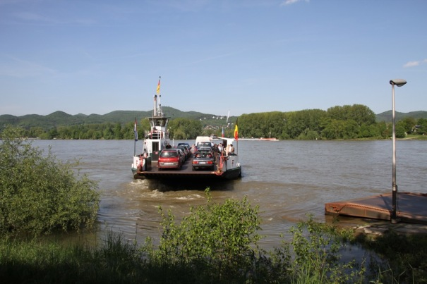 The Rhine Ferry
