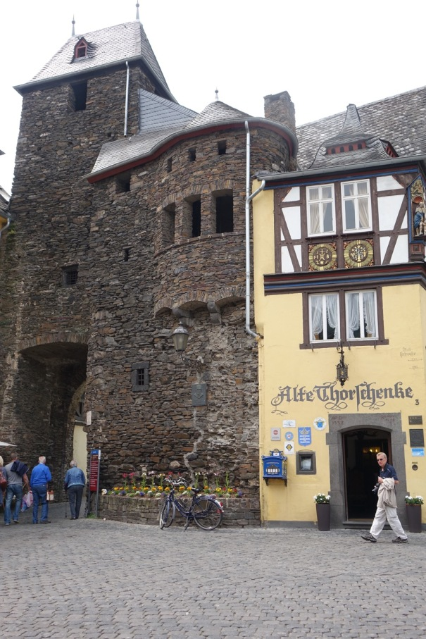 Old Gatehouse at Cochem
