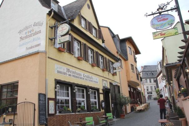 Rüdesheim winehaus