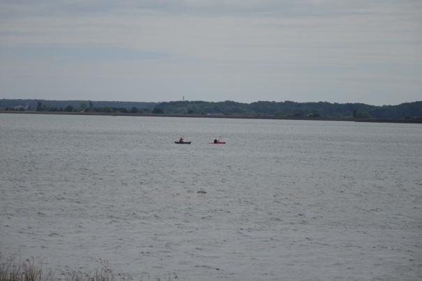 14 Canoeing