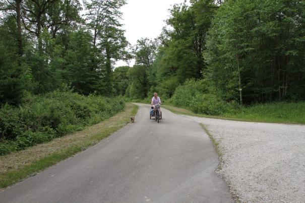 Round the Lake Bike Ride.