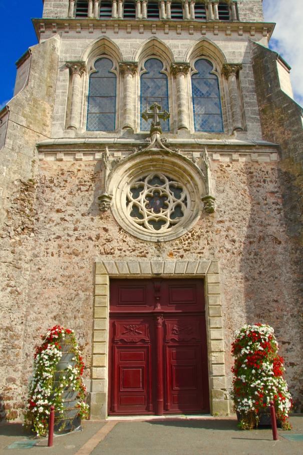 Church in Parentis