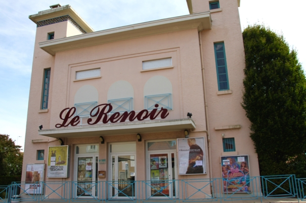 Cinema in Biscarosse