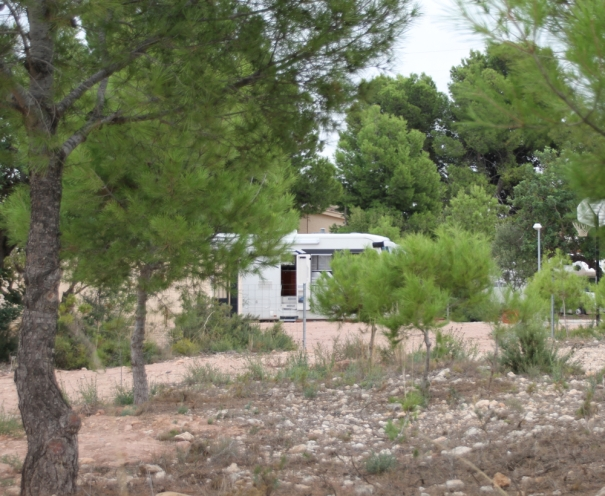 Mavis at Camping Valencia
