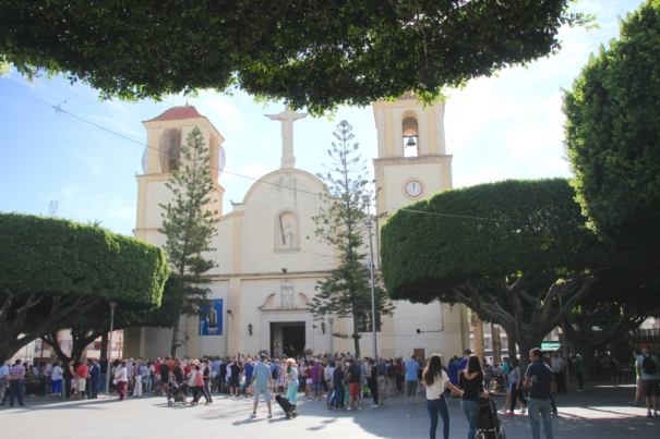 Church at Almoradí