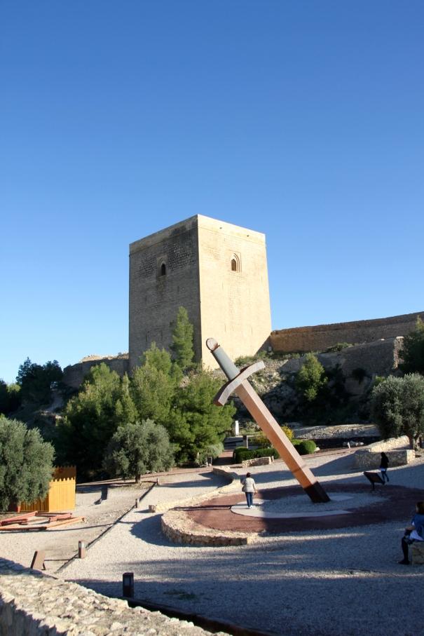 Sword Sundial