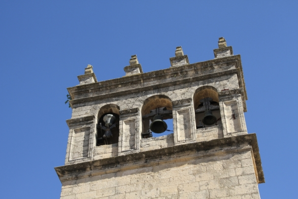 Bells of Iglesia Padre Jesus